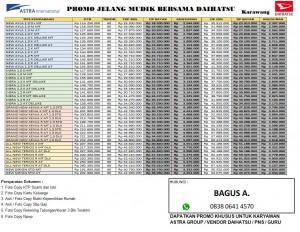 Paket Kredit Jelang Ramadhan